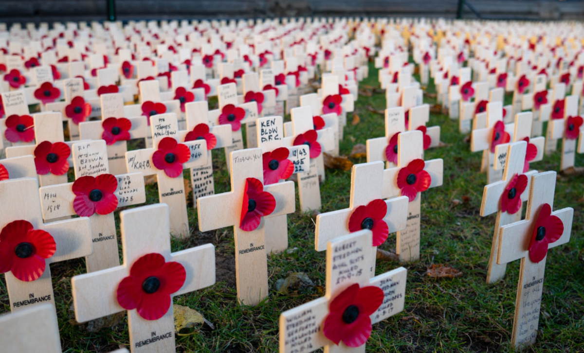An article on Remembrance thumbnail