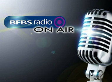 Behind the Voyager with BFBS Brize Norton thumbnail